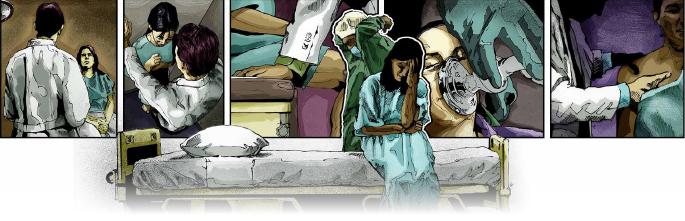 ▲  의사들의 성범죄 사례는 여러형태다(AJC 발췌)