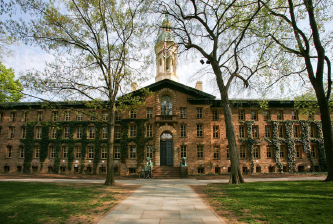 ▲ US NEW지 선정에서 1위에 오른 미국의 프린스턴 대학