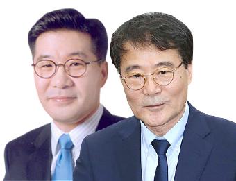 ▲ 장하성 주중대사의 동생 장하원씨(왼쪽)