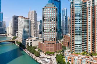▲ 미래에셋이 지난달 매입한 것으로 알려진 시카고의 시티포론트 플레이스