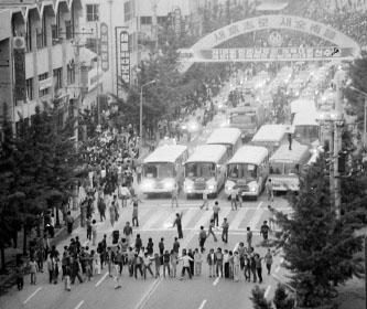▲ 1980년 5‧18 광주민주화항쟁은 올해 40주년을 맞이하고 있다.