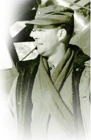 ▲ 에드 워드 바커 해병대령(할 바커의 부친)