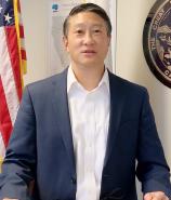 ▲ 데이빗 김 가주교통부장관이 포럼에 격려사를 보내고 있다.
