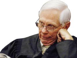 ▲ 한인회 선거 등록비 문제를 지적한 LA카운티법원 데이빗 야피 판사