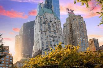 ▲ 미래에셋이 인수를 추진한 뉴욕 센트럴파크인근 에섹스 하우스