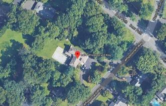 ▲ 뉴저지주 모닝사이드의 1414 윕푸어윌웨이 주택