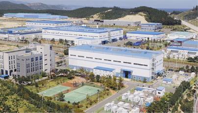 ▲ 포스코에너지 포항연료전지 공장
