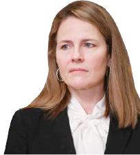 ▲ 에이미 바렛 대법관
