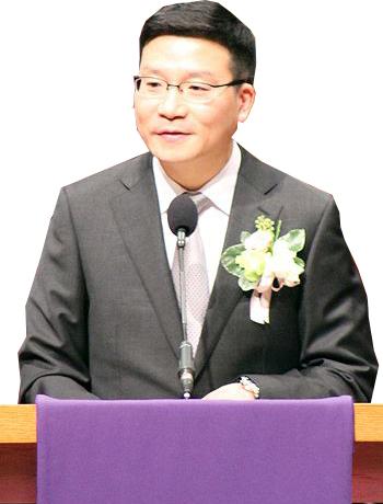 ▲ 박은성 목사