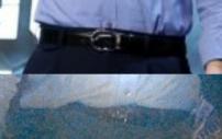 ▲ 권광석 경영전략회의 브리핑사진[위] 및 블라인드앱 게시물 사진[아래]