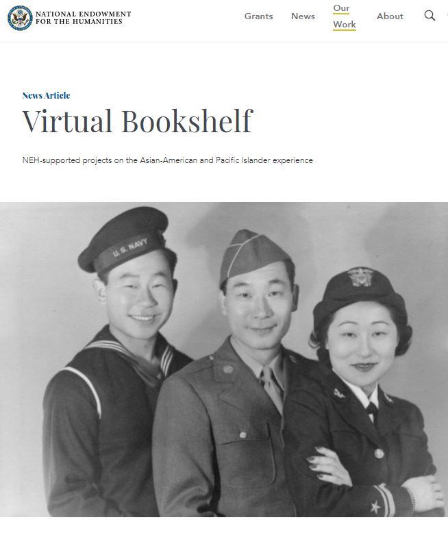 ▲ 왼쪽부터 도산의 자녀인 안필영, 안필립, 안수산. /출처: 미 국가인도기금