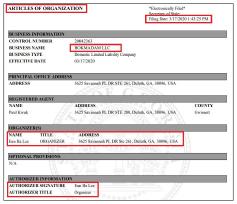 ▲ 이은하씨 소유의 복마담 유한회사 법인내역 -이 법인은 지난 2020년 3월 17일 설립돼, 2020년 1월 31일 이전설립된 기업을 대상으로 지원하는 EIDL대출자격에 해당하지 않으나 15만달러를 받은 것으로 확인됐다.