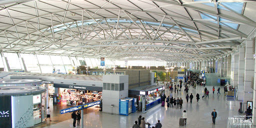 전자여행-인천공항