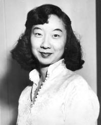 △ 한국계 유일한 여성종군기자 사라 박