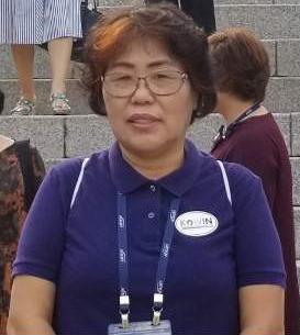 ▲ 이순희 직지  홍보위원