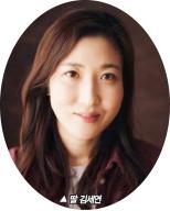 ▲ 딸 김세연